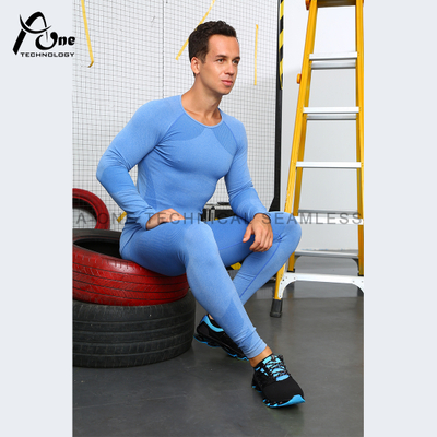 A1-513 Man Long Sleeve Underwear Sets