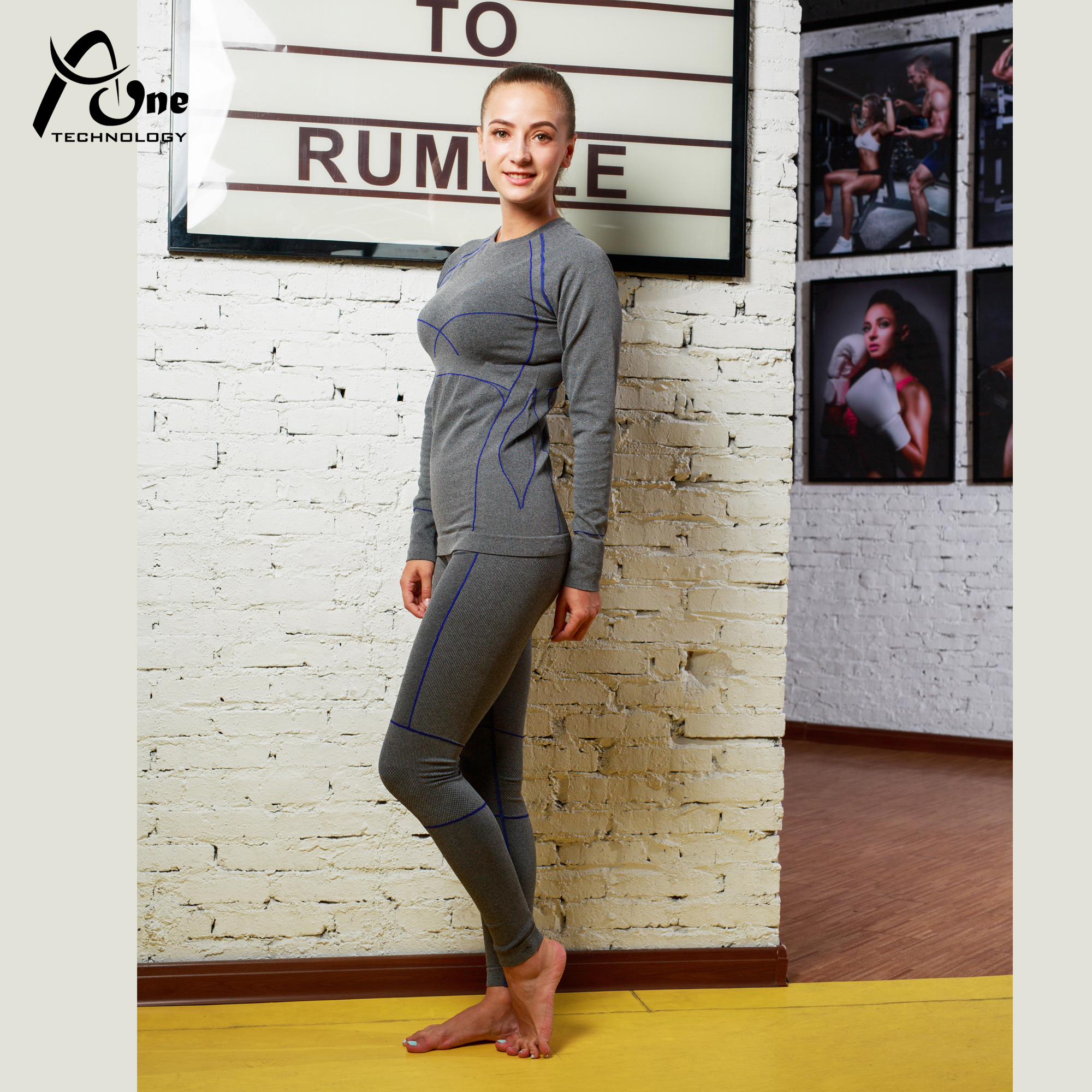 A1-169 Woman Best Base Layer